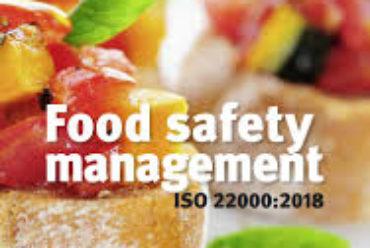 Pubblicata ISO 22000:2018