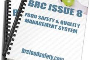Disponibile BRC issue 8